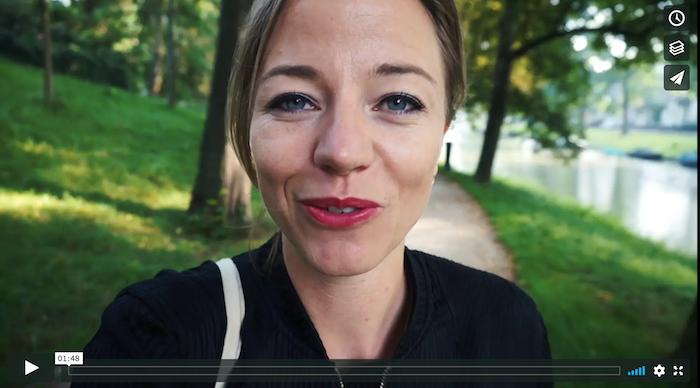 Laat jezelf zien – Vlog